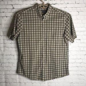 Eddie Bauer Shirts - Eddie Bauer plaid button down shirt